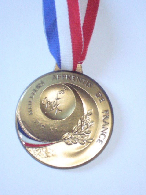 Médaille MAF Nationale 007
