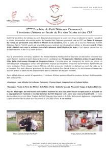 CP Finale Prix des Ecoles 1